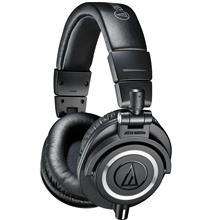 Audio-Technica ATH-M50x Professional Studio Monitor Over Ear Headphone
